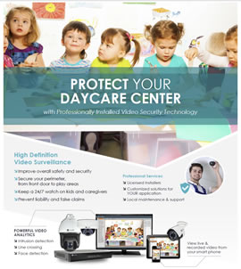 Daycare Center Security Solutions